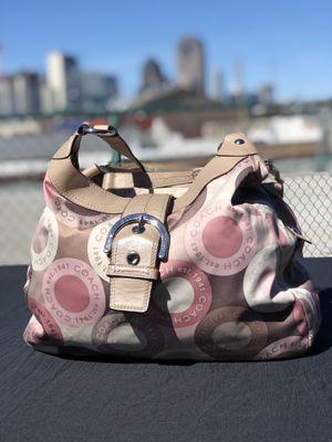 Authentic Coach Satin handbag for Sale in Dallas, TX
