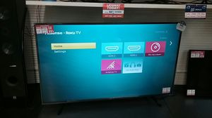 "58"" led smart hisense tv for Sale in Sanford, FL"