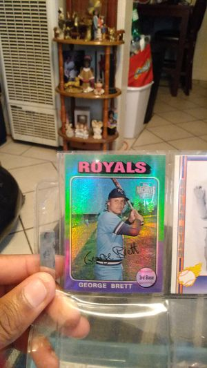 Rare sports cards 1960 and up for Sale in Oroville, CA