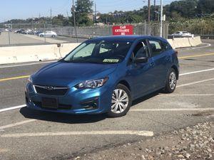 2018 Subaru Impreza 2.0 Hatchback Salvage Repairable for Sale in Jersey City, NJ