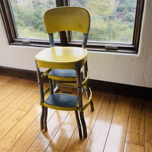 Vintage / Antique High chair Or Stool- Super Retro! for Sale in Oakland, CA