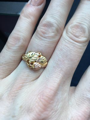 Black Hills Gold ring for Sale in Denver, CO