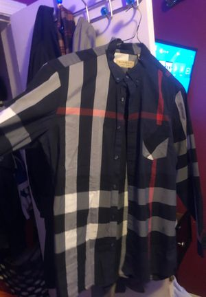 Burberry long sleeve for Sale in Springfield, VA