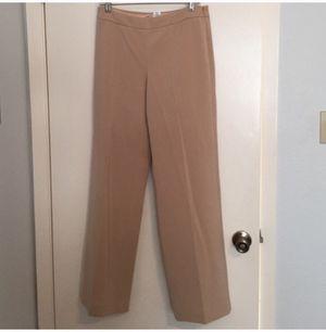 White House black market tan dress pants size 6 for Sale in Nashville, TN