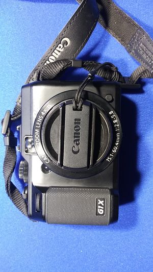 Canon GX1 PowerShot Digital Camera for Sale in Fort Worth, TX