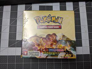 Pokemon Darkness Ablaze booster box sealed for Sale in Buena Park, CA
