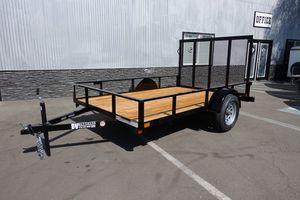 "2020 DV TRAILERS 77""x10' (Ramp Option shown) for Sale in Stanton, CA"