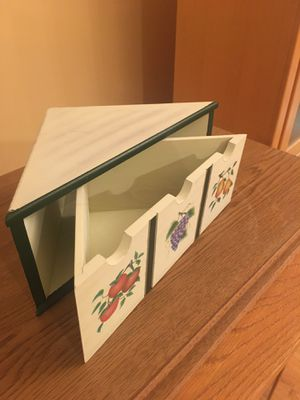 Corner Shelf with drawer for Sale in Rockaway, NJ
