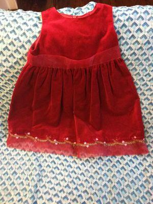 Dainty Red Velvet Dress for Sale in Richmond, VA