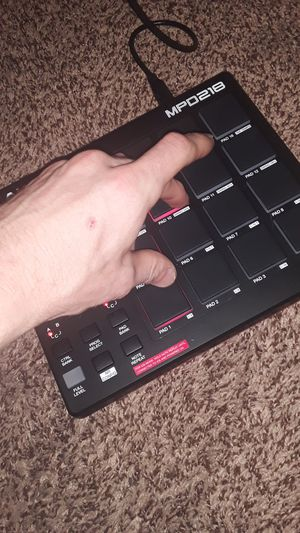Akai drum pad for Sale in Holts Summit, MO