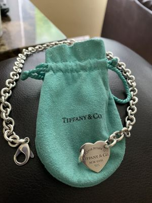 Tiffany necklace for Sale in Pittsburgh, PA