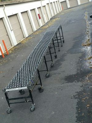Industrial Best Flex Roller Conveyor Used for Sale in Fairfax, VA