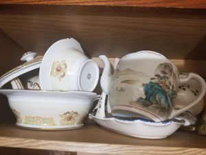 Tea party wares for Sale in Gaithersburg, MD