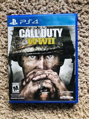 PS4 Call of duty: WW2 for Sale in Nashville, TN