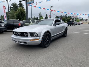 2007 Ford Mustang five speed manual for Sale in Tacoma, WA