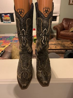 Women's Corral Boots-7.5M for Sale in O'Fallon, MO