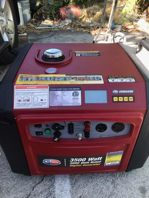 Generador de 3500 w for Sale in Los Angeles, CA
