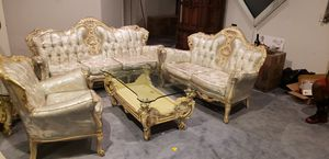 4 Piece Cellini Antique Italian Furniture for Sale in West Hollywood, CA