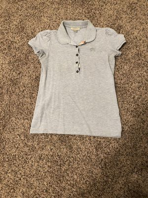 Burberry Polo Shirt for Sale in El Paso, TX