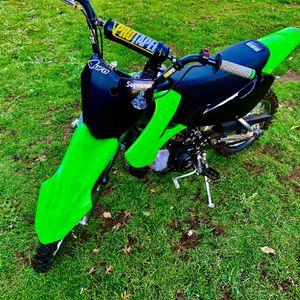 2007 Kawasaki Klx 110 143 for Sale in Portland, OR