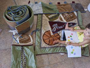 Crib set for baby boy for Sale in Chandler, AZ