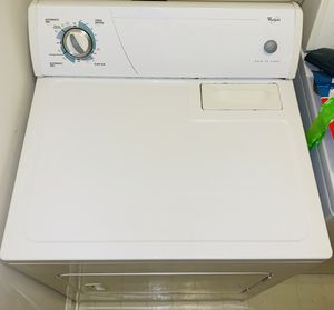 Whirlpool dryer for Sale in Davidson, NC