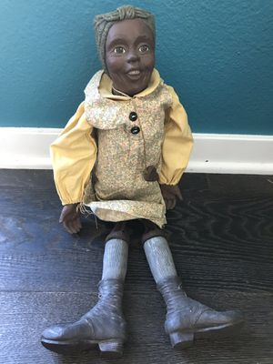 Vintage Sarah's Attic Doll. Limited Edition. African American. RARE!!! for Sale in Long Beach, CA