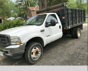 2003 F450 State body dump truck for Sale in Lake Shore, MD