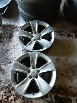 2013 dodge ram 1500 rim's on 2 and 2 have tore on them for Sale in Seaford, DE