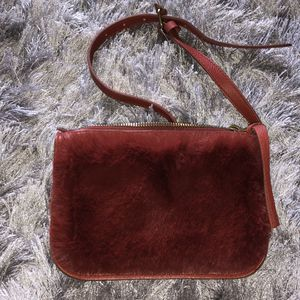 New leather Madewell waist bag Fanny for Sale in Seabrook, TX