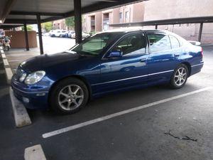 Lexus gs 300 2000 168000 miles for Sale in Phoenix, AZ