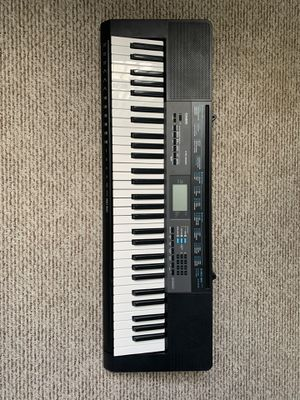Casio CTK-2550 61-Key Portable Keyboard with App Integration/Dance Music Mode for Sale in Miami, FL