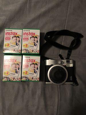 Fujifilm instax mini 90 neon classic for Sale in Victorville, CA
