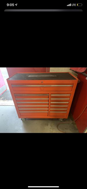 Tool box for Sale in Gaithersburg, MD