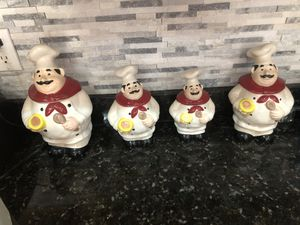 Complete chef kitchen decor like new for Sale in Port St. Lucie, FL