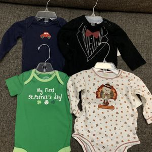 Baby Boy Size 6M Clothing Items for Sale in Tacoma, WA