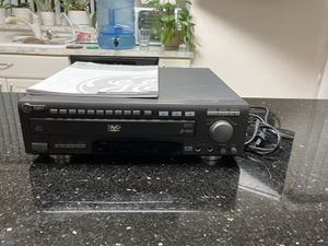 General Electric 3 DVD player/changer (Model GE5803P) for Sale in West Bloomfield Township, MI