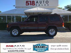 2001 Jeep Cherokee for Sale in Norfolk, VA