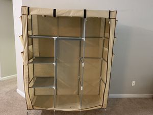 Closet organizer for Sale in Morrisville, NC