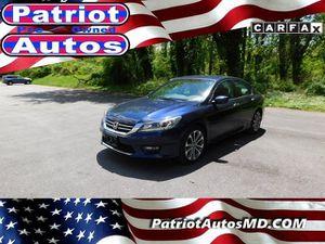 2014 Honda Accord Sedan for Sale in Baltimore, MD