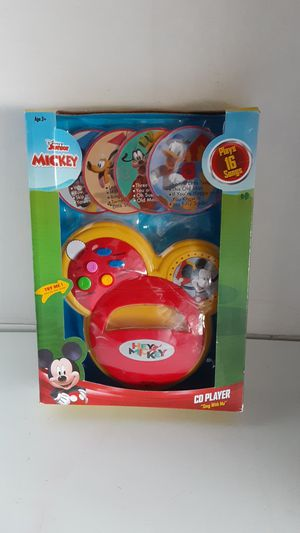 Disney Jr CD player for Sale in Fresno, CA
