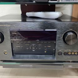 MARANTZ RECEIVER SR7500 MONSTER WITH REMOTE (RARE) AND POWER CABLE for Sale in Miami Springs,  FL