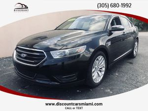 2016 Ford Taurus for Sale in Opa-locka, FL