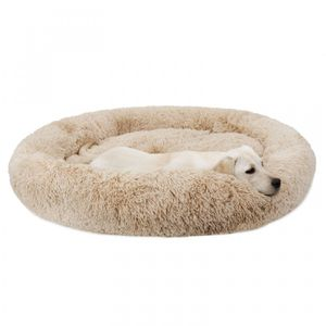 Diameter 45 Inch Cozy Washable Warm Dog Bed House Decor Protect Pet Sleep Well for Sale in Wildomar, CA