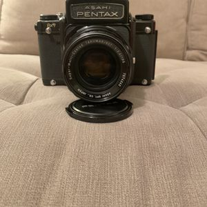 Pentax 6x7 for Sale in Milford, NH