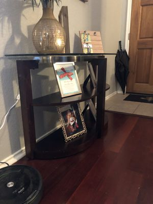 Console, coffee, and end tables for Sale in Austin, TX