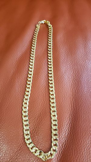 Plated gold chain for Sale in Everett, WA