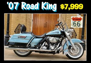 Harley Davidson Road King for Sale in O'Fallon, MO