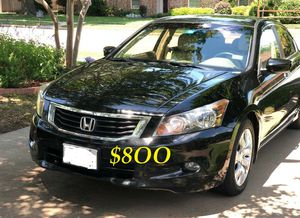 ✅🟢💲8️OO URGENTLY I'm seling my family car 2OO9 Honda Accord Sedan Super cute and clean in and out.✅🟢!!!! for Sale in Arlington, VA