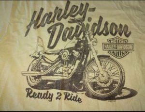 Harley Davidson motorcycle shirt for Sale in Newport News, VA